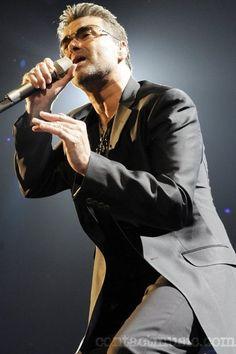 George Michael 25live concert