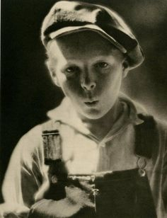 """Will Connell """"Whistling Boy"""". c1926"""