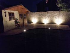 Projekt Gartenhaus mit Terrasse