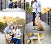engagement photos with dog ideas - Bing Images