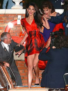 Ladies' Night! Amal Alamuddin Celebrates with Female Friends in Venice http://www.people.com/article/amal-alamuddin-george-clooney-party-venice-wedding