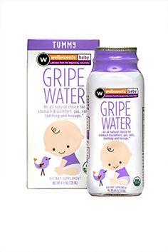 Wellements Organic Gripe Water for Tummy, 4 Fluid Ounce * MORE INFO @ http://www.morebabystuffs.com/store/wellements-organic-gripe-water-for-tummy-4-fluid-ounce/?c=2396