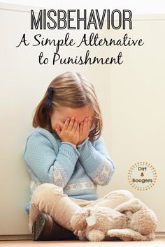 Sometimes discipline or punishment do not need to be our first steps.  I love this quick tip for a better alternative.