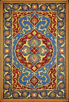This Pin was discovered by cam Islamic Art Pattern, Arabic Pattern, Persian Pattern, Pattern Art, Sacred Architecture, Architecture Design, Tile Murals, Tile Art, Arabesque