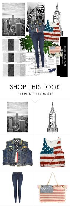 """""""NY"""" by dazzlingandbeautiful ❤ liked on Polyvore featuring Shae, J Brand and Steve Madden"""