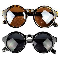 UV 400 Unisex Plate Frames Sunglasses
