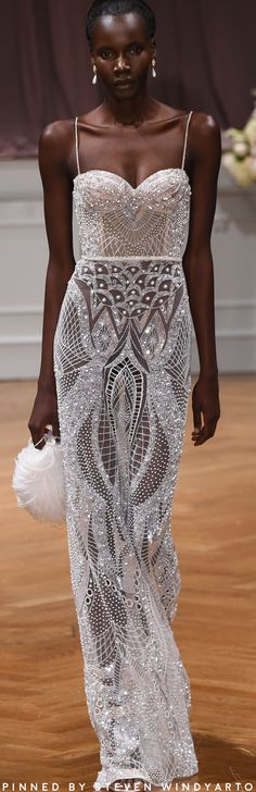 Alon Livne Bridal Spring 2017 Fashion Show