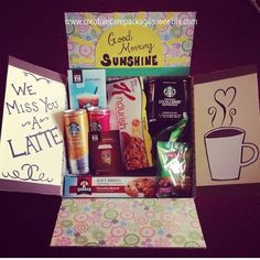 cute care packages