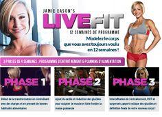 Programme livefit de jamie eason