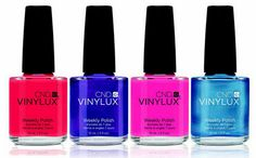 GirlPower.it - CND Vinylux: ecco la collezione estiva!