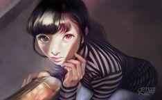 Lighting study.  Reference: https://twitter.com/bijyo_zukan  #lightingstudy #digitalart #illustration #ilustracion