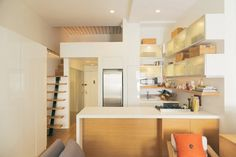 Shell's Renovated Lofty Studio