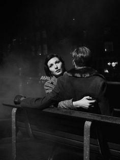 """""""Estoy convencido de que la misión del fotógrafo en la vida contemporánea es captar los instantes raros o emocionantes en aquello que lo rodea, ..."""