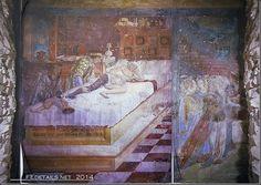 """Affresco """"Il miracolo dei Santi Cosma e Damiano"""", Chiesa di San Paolo, Ferrara - Property and  Copyrights of (c) FEdetails.net 2014"""