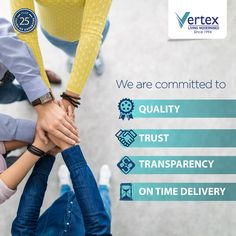 All our projects carry the assurance of quality, trust, transparency and definite on-time delivery. These aspects are the backbone of work culture at Vertex Homes. Real Estate Advertising, Real Estate Ads, Creative Poster Design, Creative Posters, Balloon Background, Plots For Sale, Flyers, Trust, Villa