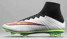 Nike White 2015 Football Boots Pack: Shine Through Collection - Footy Headlines