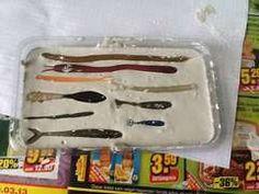 Wawerko   Gipsform herstellen in Anleitung Gummifische selber gießen - Angeln gießem Gummifische Bait Fischen selfemade