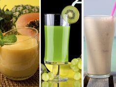 5 Yummy, healthy smoothie recipes