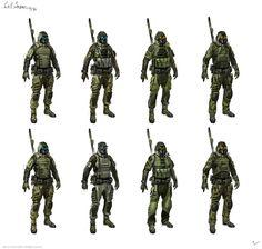 ArtStation - Crysis 3 , Timur Mutsaev