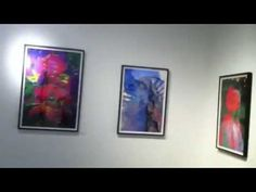 Visions of Virgins exhibition by Johnny Nicoloro