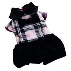 England+Style+Bowknot+Thickened+Dress+for+Dogs+(XS-XL)+-+USD+$+15.29
