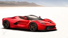 Raikkonen, Alonso To Get Ferrari LaFerrari If They Win Title Next ...