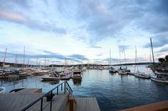 #AkerBrygge #Oslo #Norway #Sea #Pier #water #Nature #Skies #blue #humansofoslo