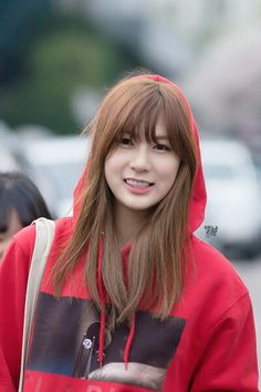 Hayoung! South Korean Girls, Korean Girl Groups, Oh Hayoung, Asian Celebrities, Celebrities Fashion, Thing 1, Korean Music, Girl Day, Love At First Sight