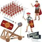 Ancient Rome - one of the largest, powerful empires of the ancient world. Enjoy highly detailed images to help enhance your Roman Empire studies.  ...