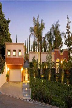 Los Angeles Apartments, Los Angeles Homes, Luxury Apartments, Luxury Homes, Beverly Hills, Limestone House, Dominique, Vacation Villas, Open Layout