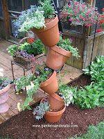 Fibro of Oz : Fibro Friendly Gardening: Containing my Creativity!