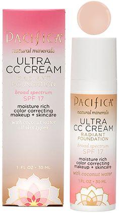 Pacifica Ultra CC Cream SPF17 - Light