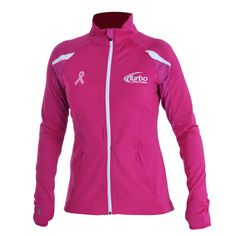 Driven to Bowl For A Cure Jacket Front