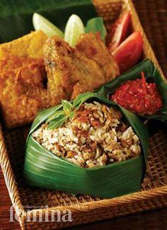 [indonesian] Nasi Tutug Oncom