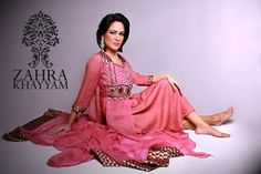 Zahra Khayyam Winter Formal Wear Collection 2012 | Latest Fashion Trends