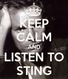 Always... Sting!