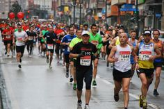 debut primera carrera 5km en media maratón de Santander marzo 2012