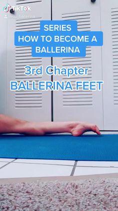 Ballet Dance Videos, Dance Tips, Dance Choreography Videos, Ballet Dancers, Ballerina Workout, Dancer Workout, Gymnastics Videos, Gymnastics Workout, Gymnastics Stretches