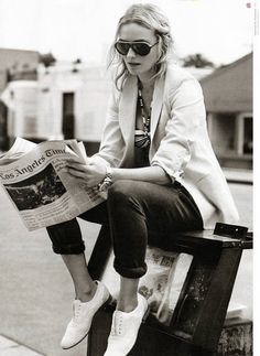Diane Kruger, great style