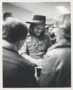 """Cuz I was never pretty anyway and never cared anything about that."" - Waylon Jennings"