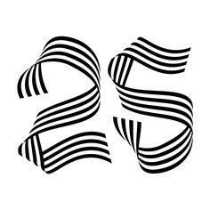 EASD 25 Anniversary on Behance Anniversary Logo, Types Of Lettering, Op Art, Celebrity Weddings, Logos, Typography, Letters, Graphic Design, Behance