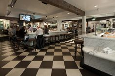 Come to the bar and enjoy! Salito's Crab House & Prime Rib 1200 Bridgeway, Sausalito, CA Prime Rib Restaurant, Crab House, Twinkle Lights, Patio, Bar, Dining, Table, Furniture, Home Decor