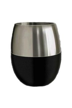 This attractive beverage cup is made from stainless steel with double side walls that are liquid-filled with a freezer gel. Place the cup in the freezer for a minimum of 4 hours before use and it will keep your beverage chilled for up to an hour - a non-diluting alternative to ice. Features a texture grip silicon base. Also great for cocktails frozen desserts and chilled appetizers. Chill Beverage Cup by Cork Pops . Home & Gifts - Home Decor - Dining Omaha Nebraska