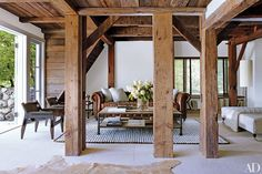 Converted Barns Renovating Inspiration | Architectural Digest