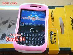Otterbox Commuter Full Block Blackberry Gemini 8520 Aries 8530 Kepler 9300 Jupiter 9330 Silicone MERAH HATI (PINK) - Hard Case PUTIH (WHITE) | HARGA : Rp 37.000,- | KODE BARANG : 1089 | +62-896-1718-8610 | Toko Online Rame - @rameweb