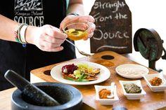 Three minutes with . Kate Sumner of Kangaroo Island Source - SALIFE Cooking School, Cooking Classes, Kangaroo Island, In Season Produce, Wedding Catering, Farmers Market, Wine, Dining, Food