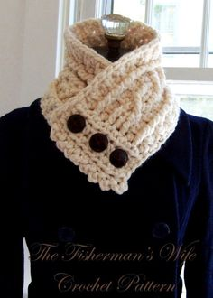 The Fisherman's Wife Crochet PDF Pattern