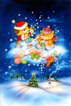 Christmas day! Beautiful #christmas screen savers www.fabuloussavers.com/christmasscreensavers.shtml Thank you for viewing!