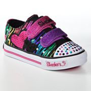 Any twinkle toes shoes in size 9 or 10. Skechers Twinkle Toes Triple Time Light-Up Shoes - Toddler Girls