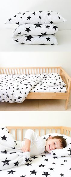 Monochrome kids room decor ideas #monochrome #monochromekidsrooms #nurserydecor #babybedding #starsnurserydecor #kidsroomdecorideas #star #monochromenursery #neutralnursery #blackandwhite #babyshowergift #neutralbabyshower stars kids bedding, baby shower gift, crib sheets, neutral nursery, stars, monochrome nursery decor, black and white nursery decor, stars nursery by EmmasStory